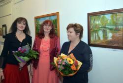 2017.11.15. - Turecsekné Varga Erzsébet kiállítása